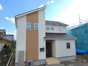 栃木市平柳町2丁目 B号棟ファイブイズホームの新築物件