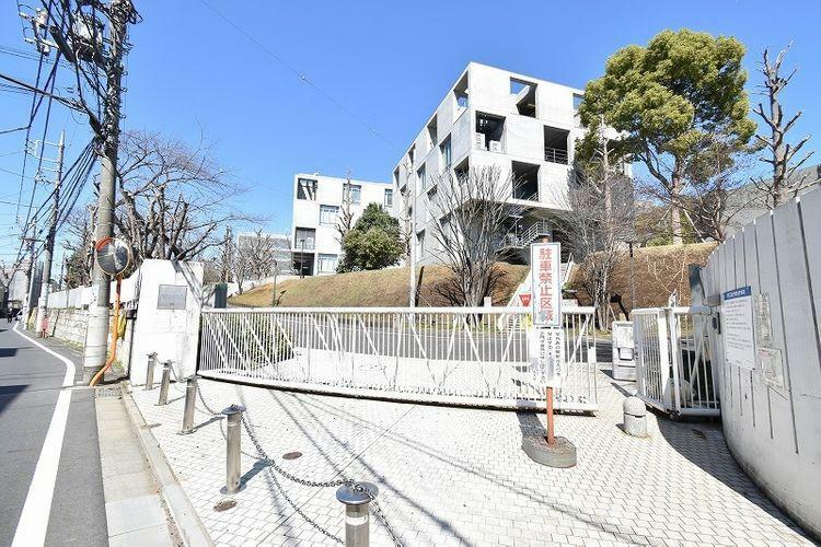 国立東京工業大学大岡山キャンパス 徒歩9分。