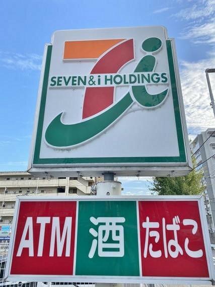 コンビニ セブン-イレブン 名古屋三吉町4丁目店