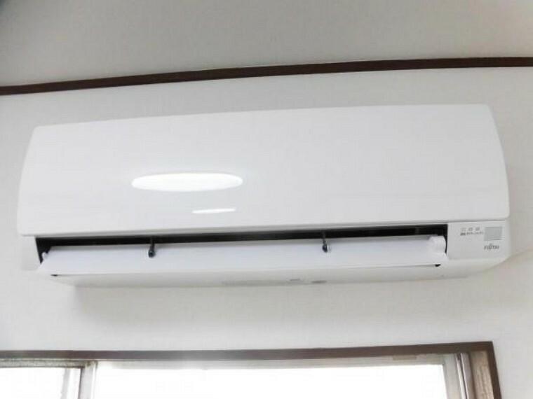 【同仕様写真】エアコンを1台新設予定です。お引渡し後、すぐにご使用可能です。
