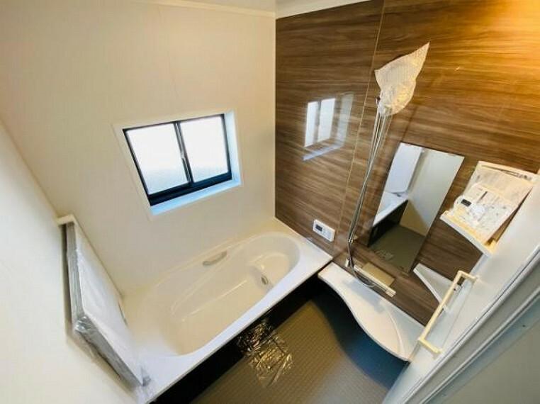 浴室 ゆったり寛げる広々としたバスルーム