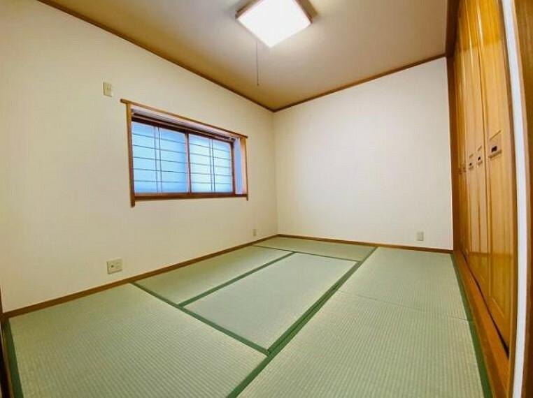 和室 和室は寝室などにも最適ですね