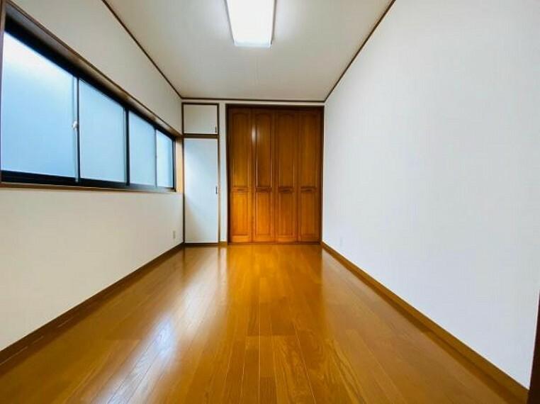 子供部屋 洋室は2室あります
