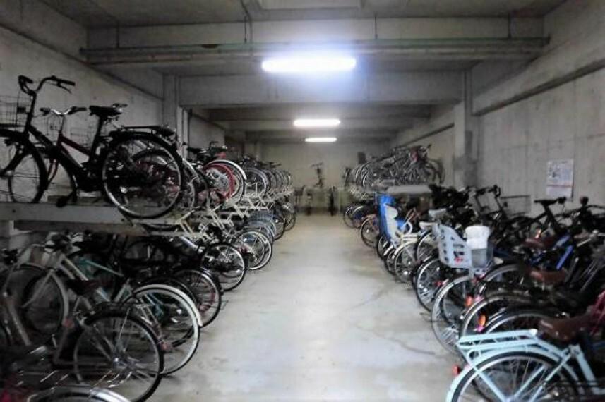 駐輪場 ・・・住宅ローン相談会開催中です・・・