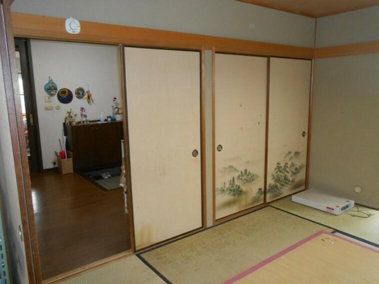 収納 和室 押入