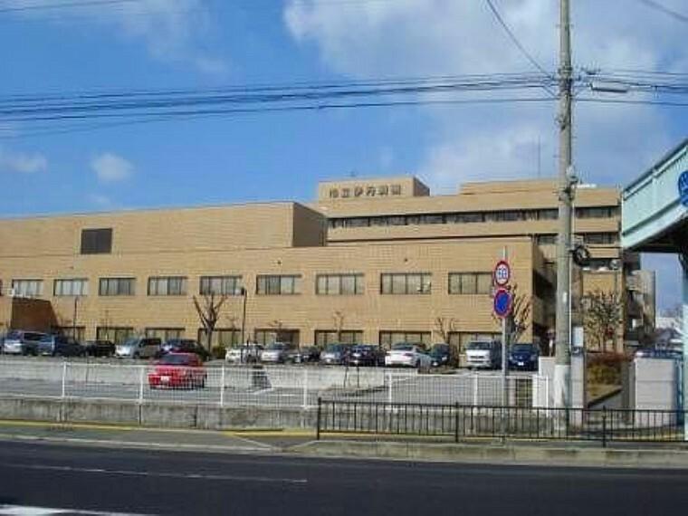 病院 【総合病院】伊丹市立伊丹病院まで2424m