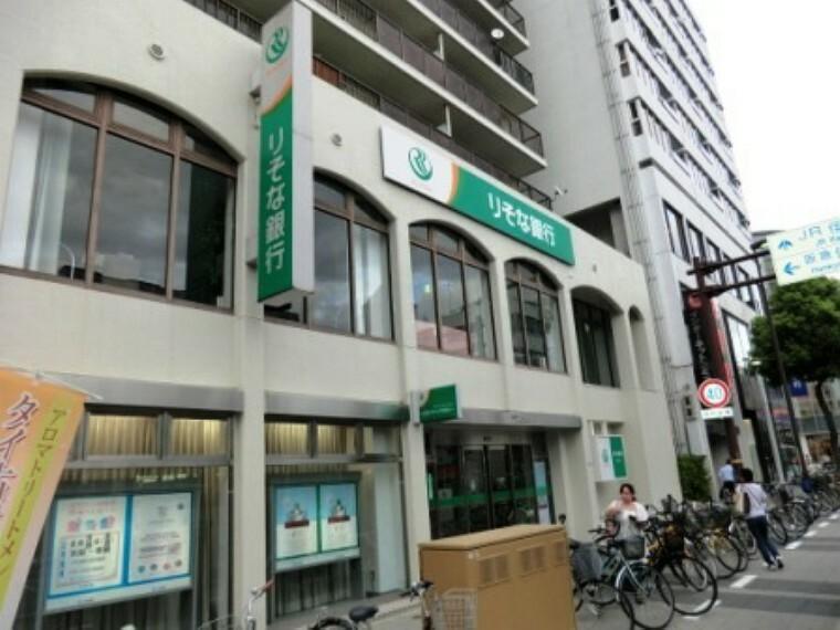 銀行 【銀行】りそな銀行 伊丹支店まで641m