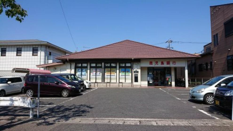 銀行 【銀行】鹿児島銀行西陵支店まで466m