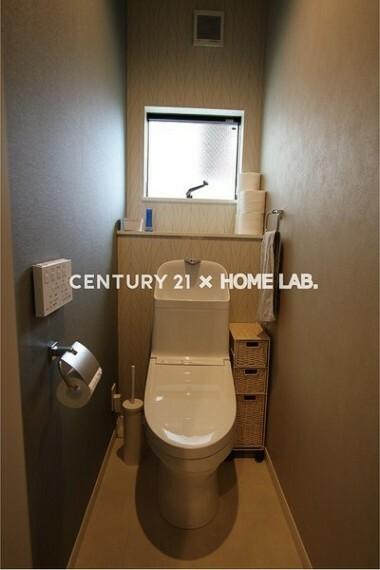 トイレ 【住まいラボ施工例】トイレ