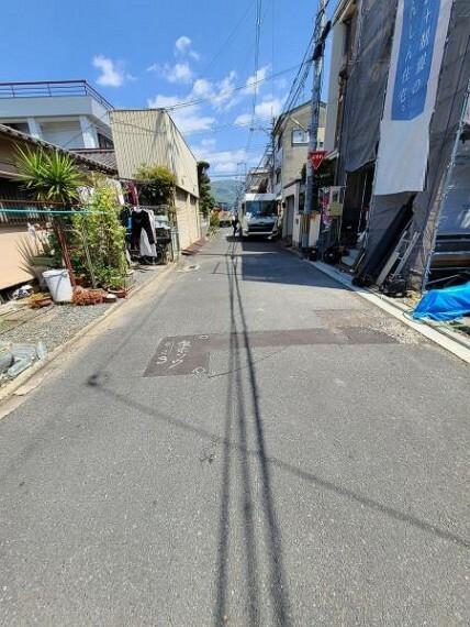 現況写真 現地写真・前面道路