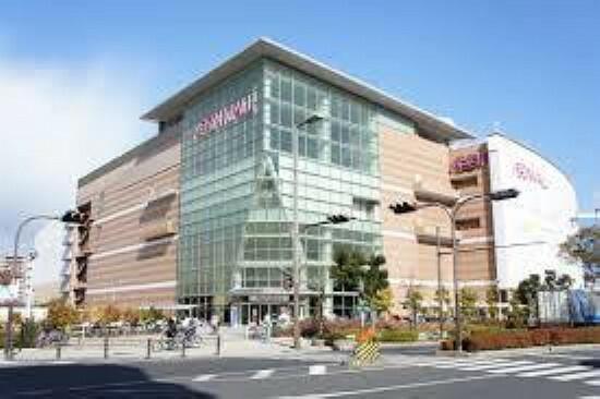 ショッピングセンター 【ショッピングセンター】イオンモール鶴見緑地まで773m