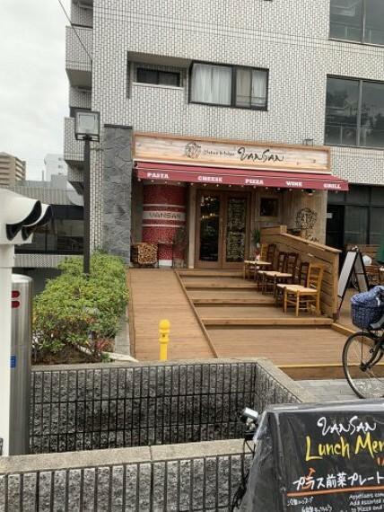 【イタリア料理】VANSAN 今福鶴見店まで362m