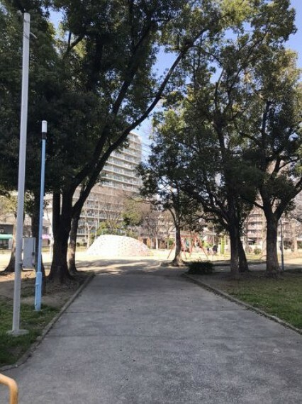 公園 【公園】東今福公園まで292m