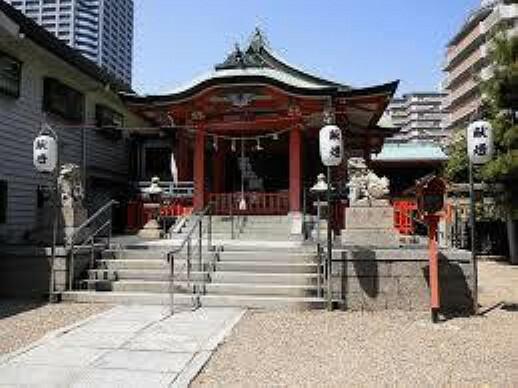 【寺院・神社】鶴見神社まで1116m