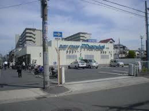 スーパー 【スーパー】(株)万代 都島店まで383m