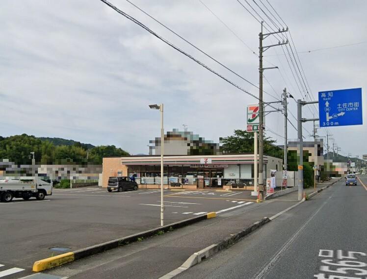 コンビニ 【コンビニエンスストア】セブンイレブン土佐蓮池店まで1605m