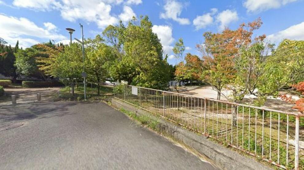 公園 幸陽台北公園 幸陽台北公園 神戸市北区幸陽町の公園です