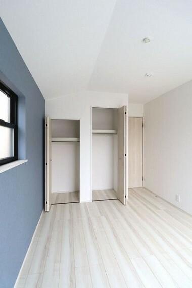 収納 たっぷりの収納スペースでお部屋が広く使えます。