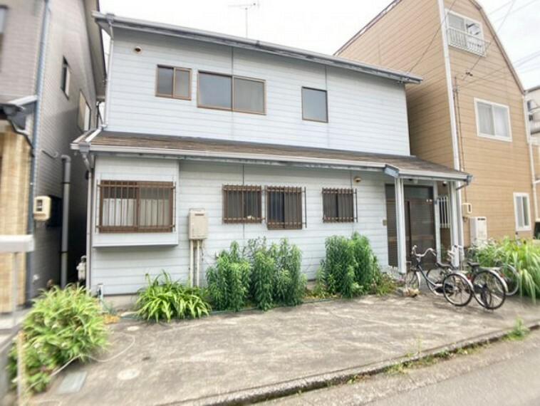 外観写真 「静岡」駅から徒歩約14分(約1100m)!リフォーム済み再生住宅!小学校まで徒歩約7分(約500m)!外壁塗装、キッチン・浴室・洗面台、新品交換済みです!