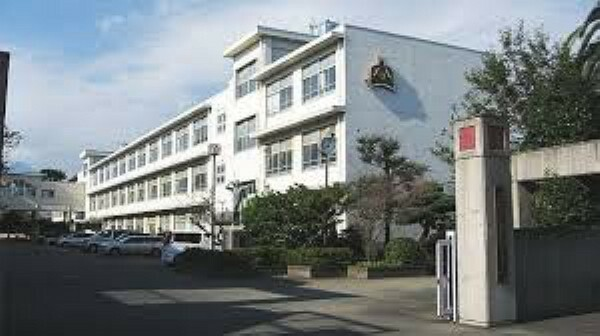 中学校 【中学校】大里中学校まで1877m