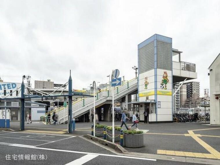 内房線「蘇我」駅 距離2070m