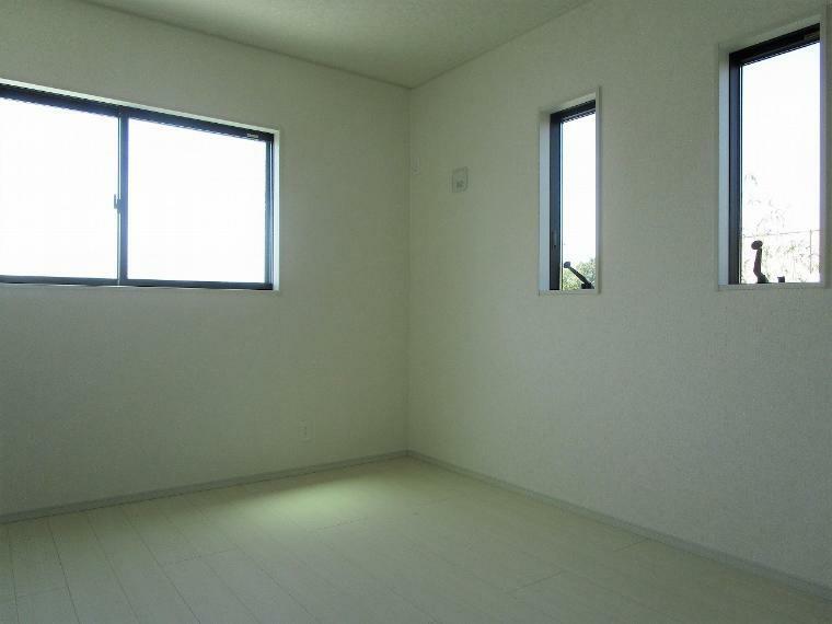 洋室 【1号棟】2階洋室6.25帖