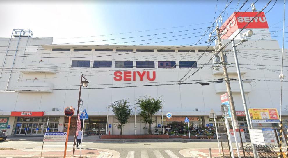 ショッピングセンター 西友亀岡店