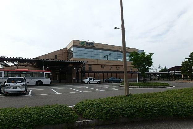 JR豊栄駅
