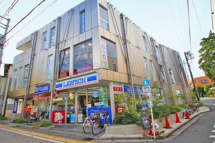 コンビニ ローソン久我山駅南店 徒歩2分。