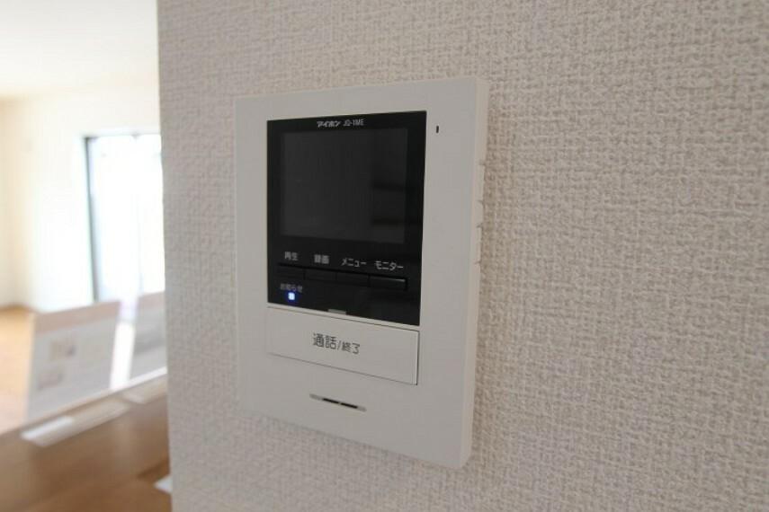 【施工例】TVインターフォン