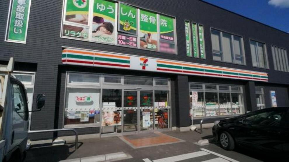 セブンイレブン仙台岩切3丁目店 徒歩5分