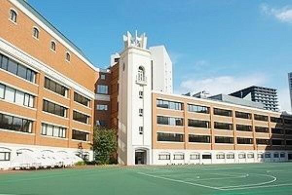 中学校 私立山脇学園中学校 徒歩39分。