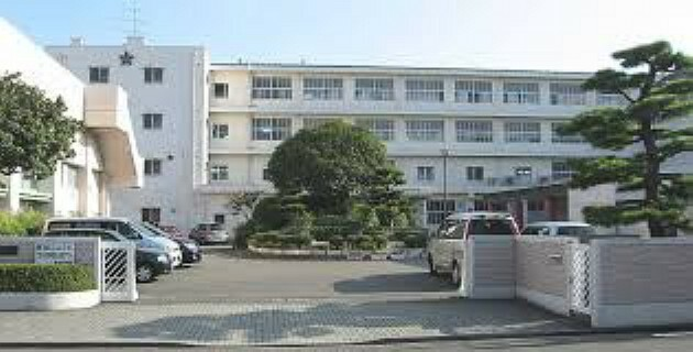 中学校 【中学校】長田南中学校まで1232m