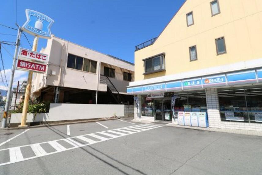 コンビニ 【コンビニエンスストア】ローソン 沼津吉田町店まで78m
