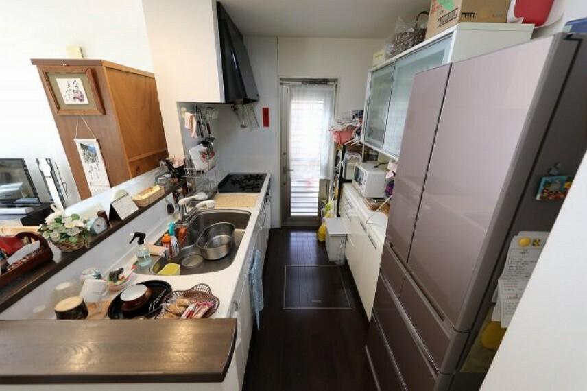 キッチン 対面オープンキッチン