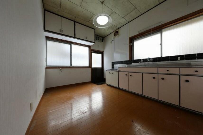 キッチン 2階 キッチン 都市ガスです