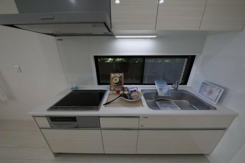 キッチン システムキッチン新規取替(浄水器付き)