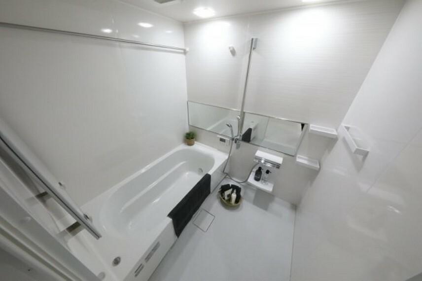 浴室 ユニットバスもちろん新品交換済み お風呂の時間も楽しみですね