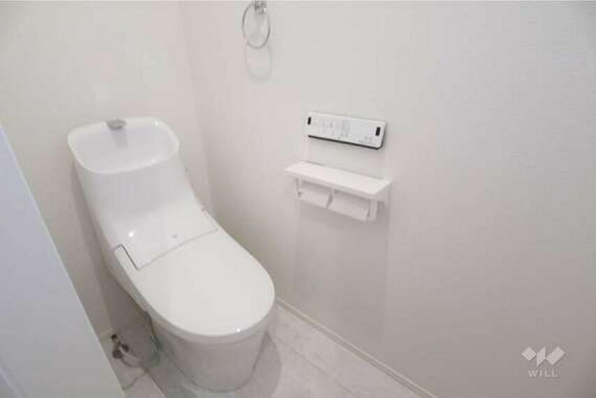 現況写真 トイレ[2021年9月6日撮影]