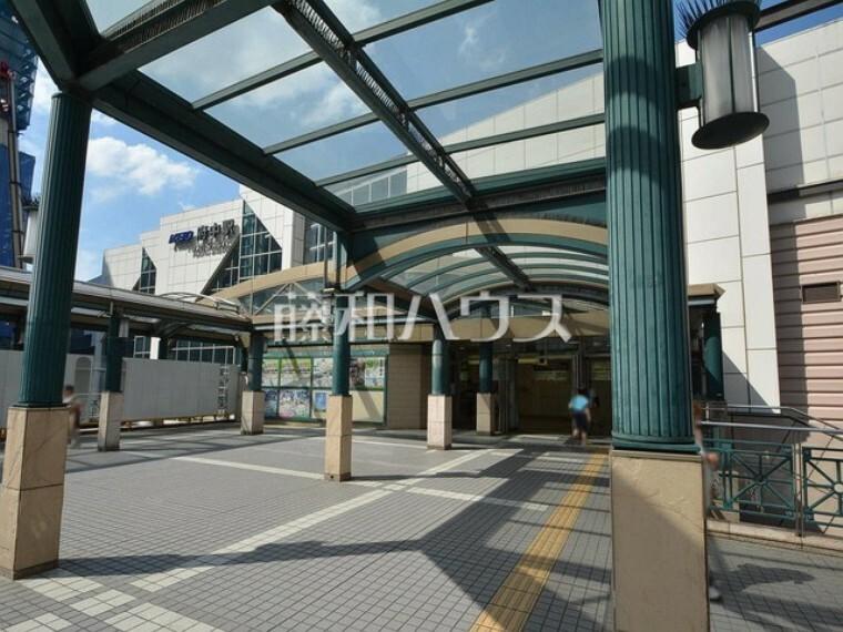 京王線「府中」駅