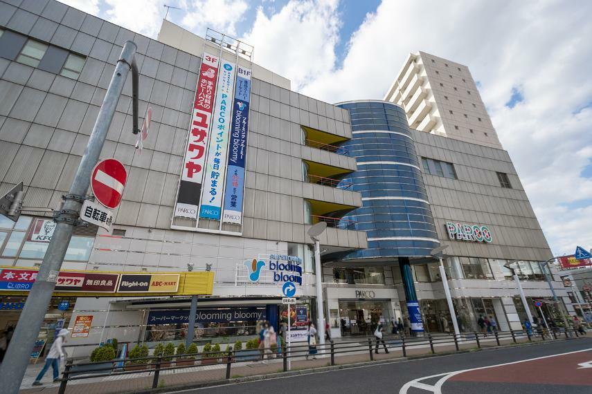 ショッピングセンター ひばりヶ丘「PARCO」