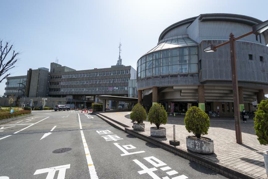 役所 西東京市役所保谷庁舎