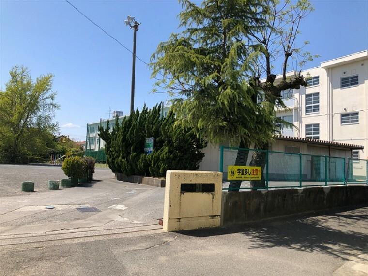 小学校 徒歩10分(800m)94年前の卒業生が植樹した大銀杏がシンボルツリーで地域とのつながりを大切する小学校です。中学校は清水第四中学校になります。
