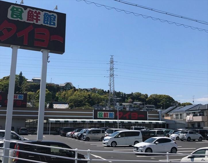 スーパー 徒歩6分(450m)最も近いスーパーです。営業時間は10:00~20:00です。市立病院通り沿いに位置します。