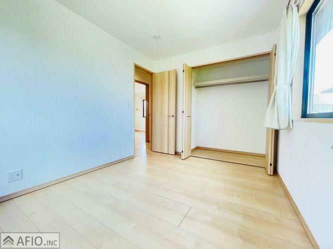 収納 たっぷり収納でお部屋がきれいに片付きます。
