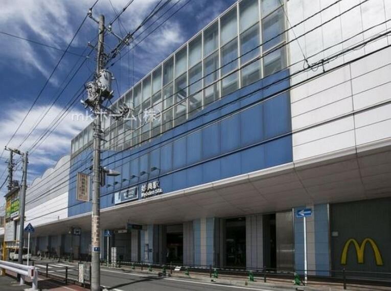 妙典駅(東京メトロ 東西線) 徒歩8分。