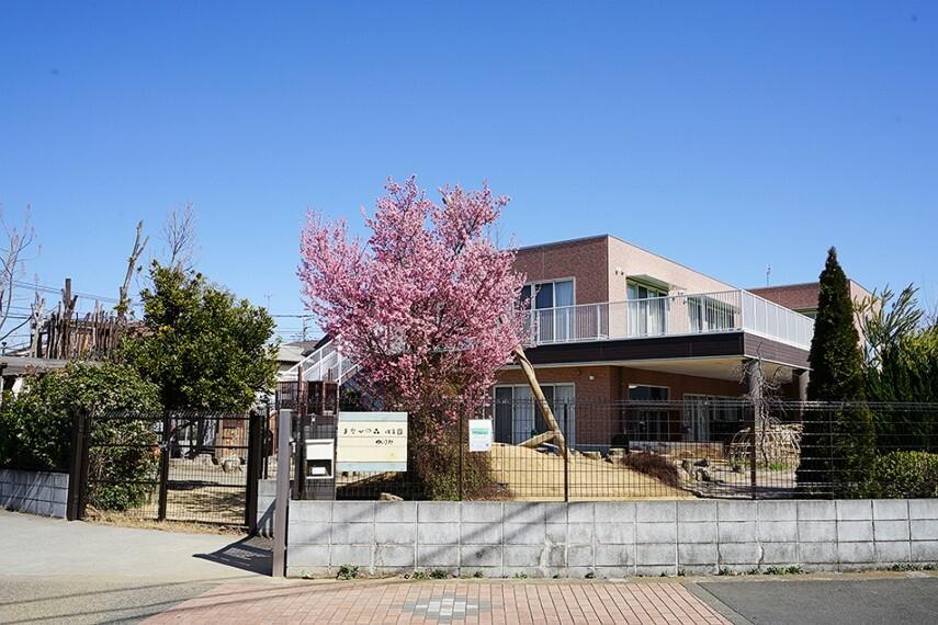 幼稚園・保育園 まなびの森保育園(徒歩6分) 20時までお預かり可能で共働き世帯にも安心