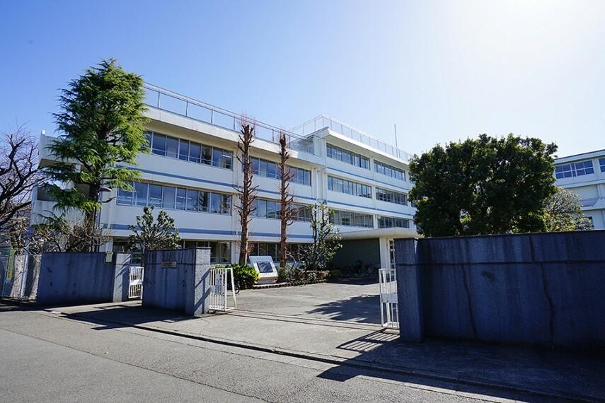 小学校 府中市立四谷小学校(徒歩6分) 東京都指定のコオーディネーショントレーニング拠点校