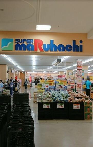 スーパー 【スーパー】マルハチ 明石店まで373m