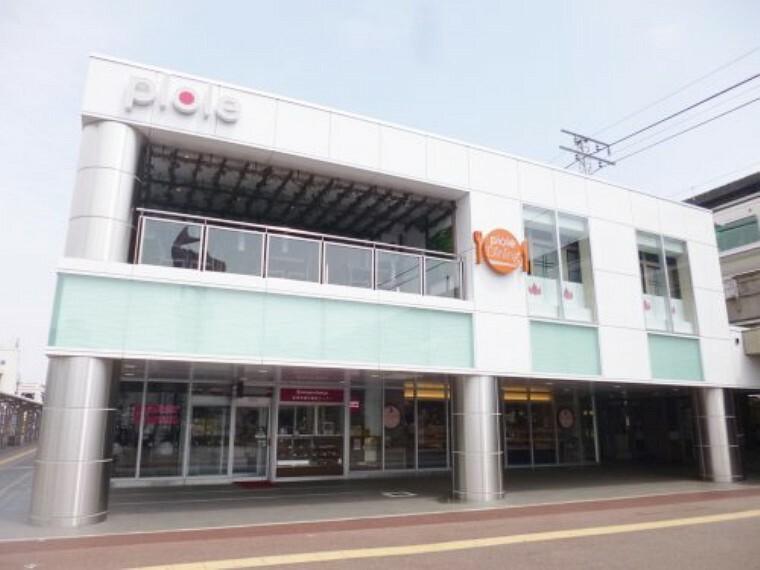 ショッピングセンター 【ショッピングセンター】ピオレ明石まで502m